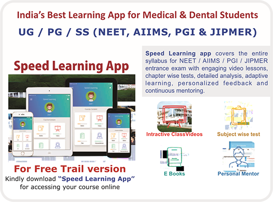 SPEED Learning App